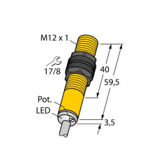 BC3-S12-AP6X | 2601200 емкостной датчик