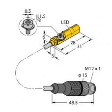 BIM-UNT-AP6X-0.3-RS4 | 4685725 датчик магнитный