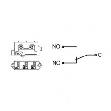BSE 69.1-RK   BSE000F элемент переключения