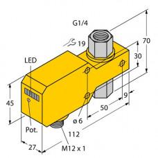 FCI-D06CTP-AP8X-H1141 | 6870661 датчик потока