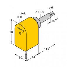 FCS-HA2P-VRX/230VAC/AL115 | 6870724 датчик потока