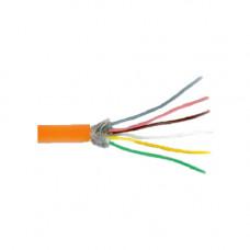 530 052 кабель 6x0,25_50 м